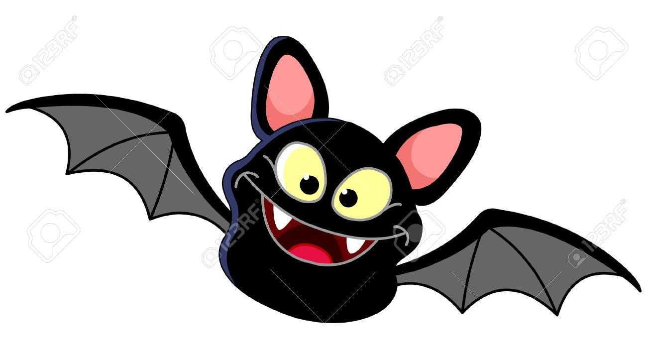smiling bat flying royalty free cliparts vectors and stock rh 123rf com cricket bat cartoon pictures cartoon bat images