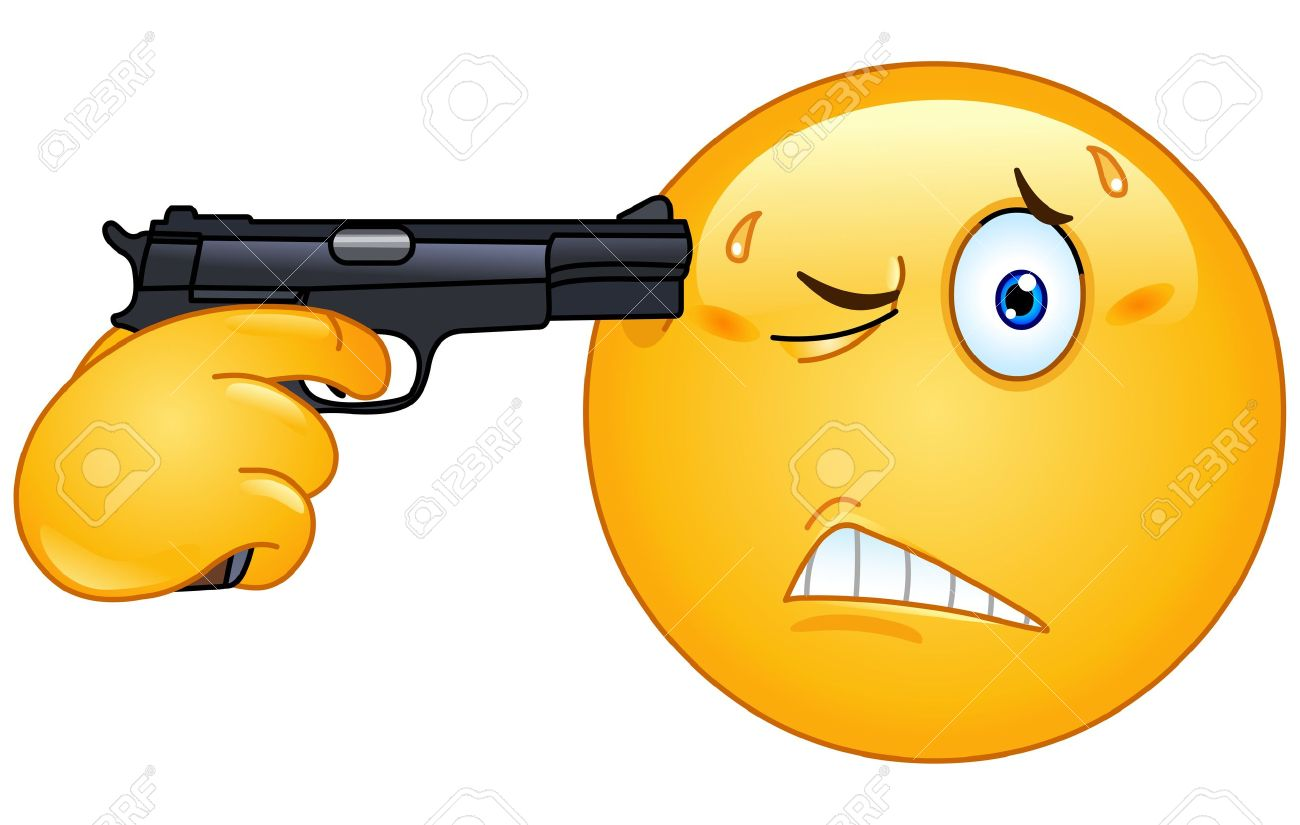 https://previews.123rf.com/images/yayayoy/yayayoy1109/yayayoy110900034/10740233-Emoticon-pointing-a-gun-on-his-head-Stock-Vector-smiley-face-emoticon.jpg