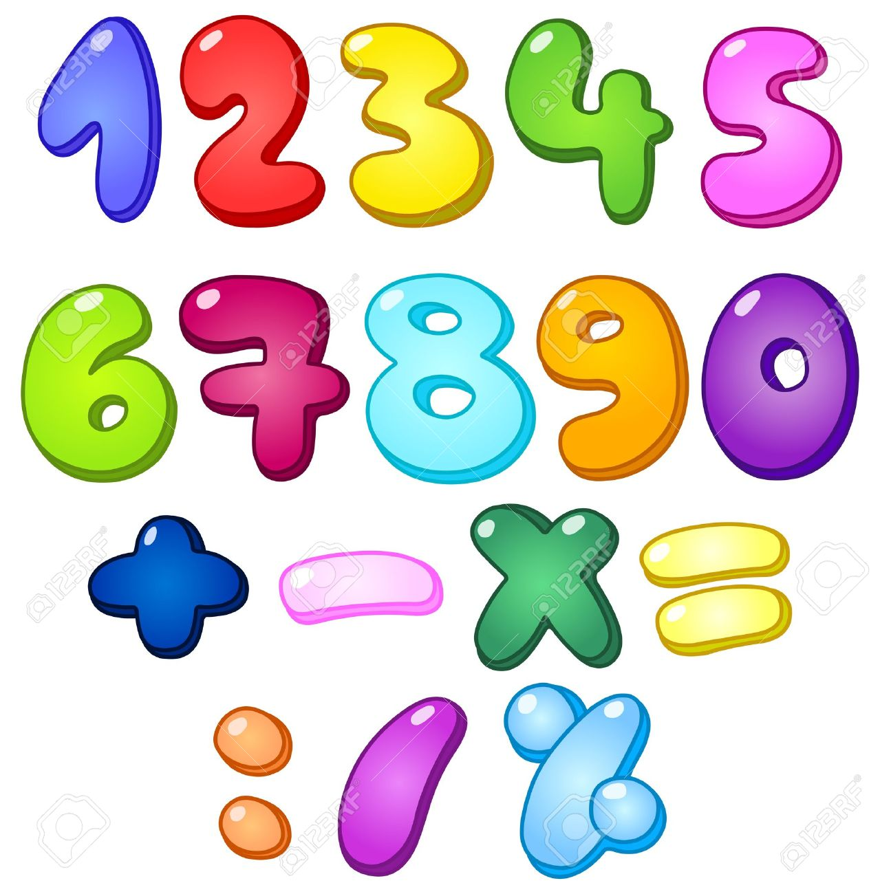 3d bubble shaped numbers and math signs set royalty free cliparts 3d bubble shaped numbers and math signs set stock vector 16582470 biocorpaavc
