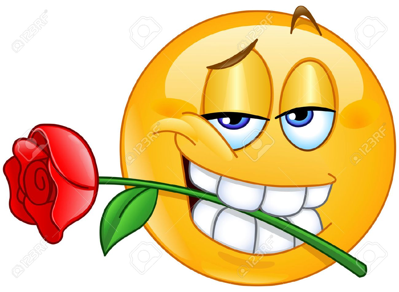 https://previews.123rf.com/images/yayayoy/yayayoy1609/yayayoy160900006/62764640-charming-emoticon-holding-red-rose-flower-between-teeth-in-mouth-Stock-Photo.jpg