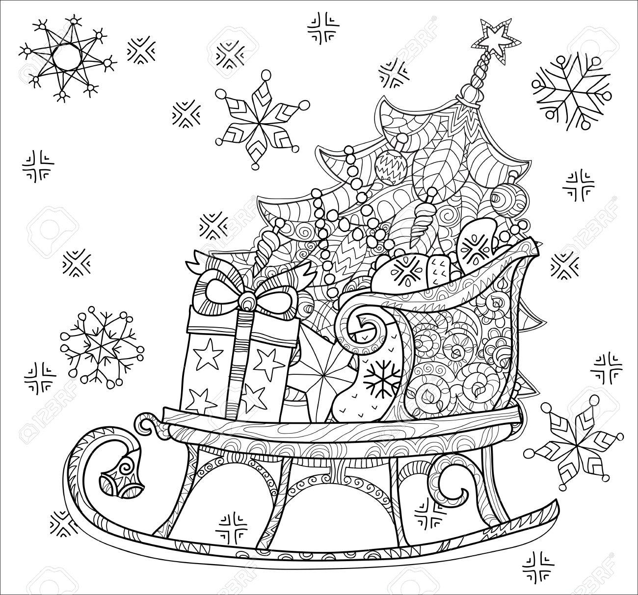 Fotos sobre dibujos de navidad