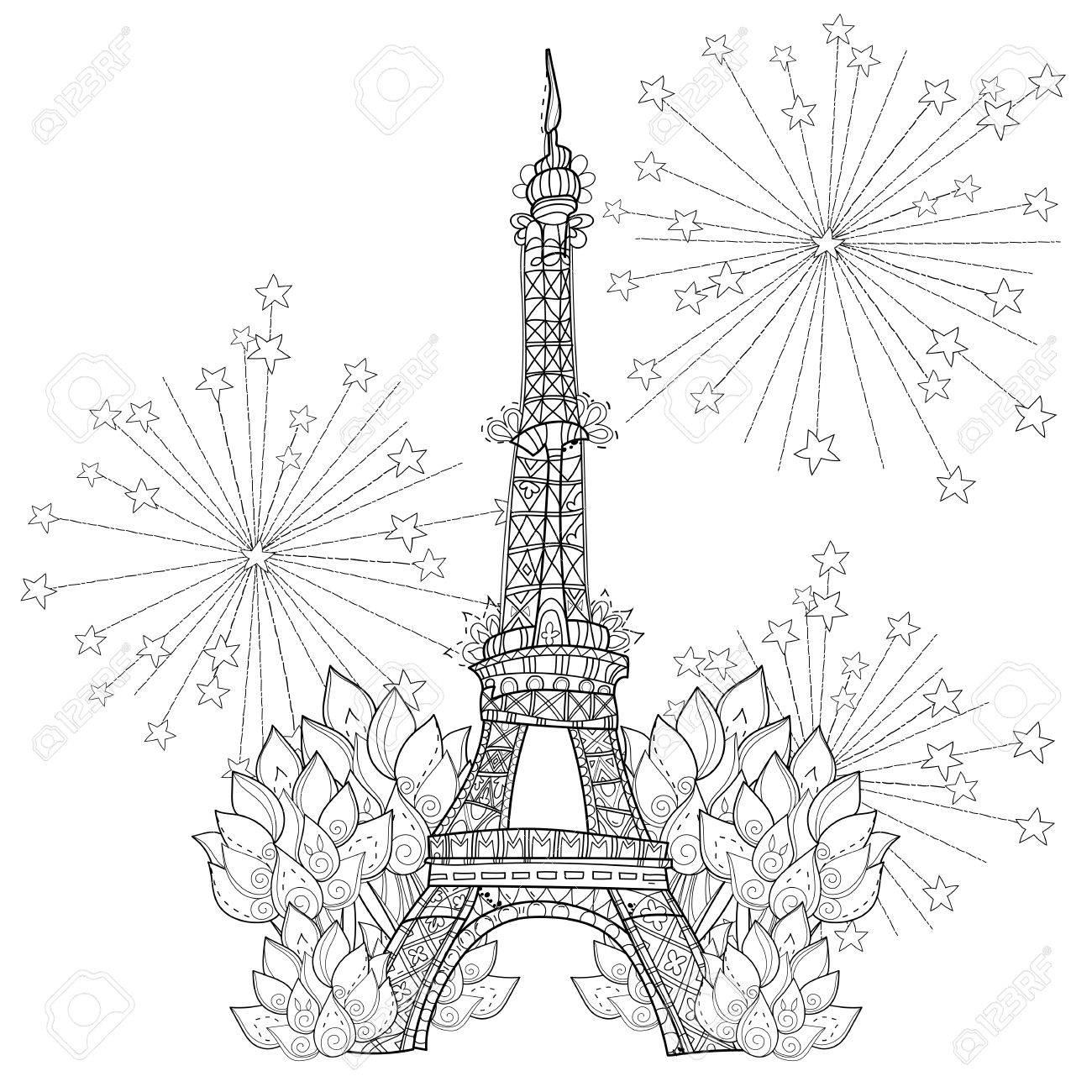Fein Frankreich Eiffelturm Malvorlagen Ideen - Entry Level Resume ...