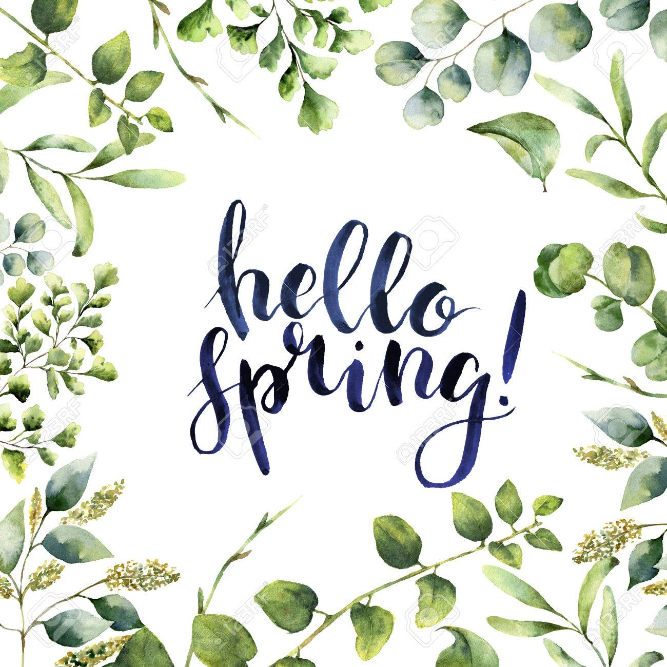 Image result for hello spring