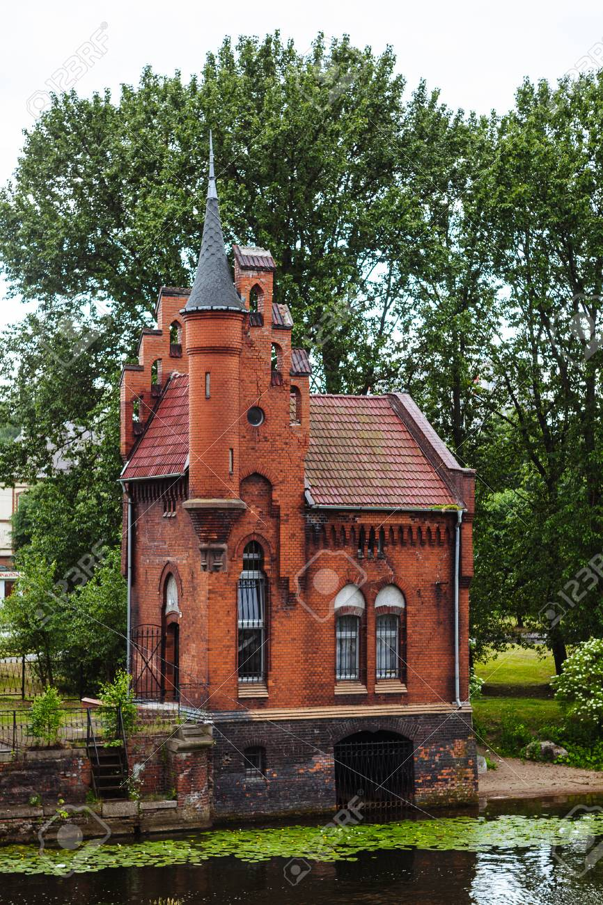 Where is Kaliningrad - the old fairy tale city 95
