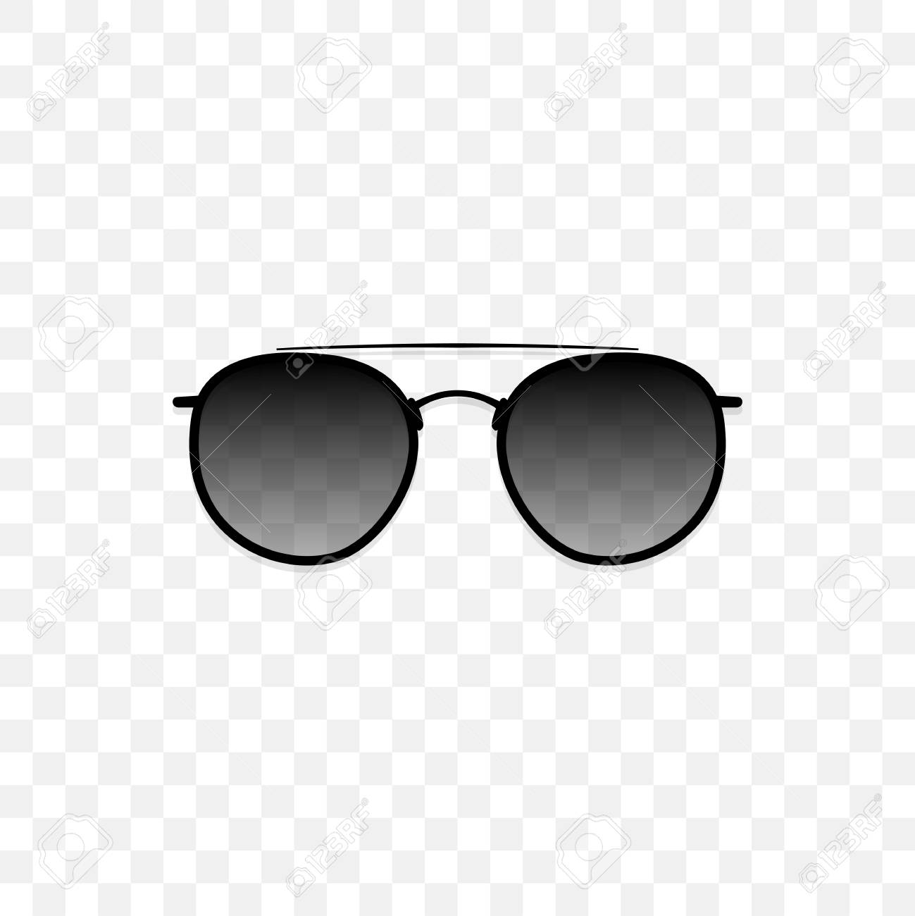 Realistic Sunglasses With A Translucent Black Glass On A Transparent Royalty Free Cliparts Vectors And Stock Illustration Image 90314910 You'll receive email and feed alerts when new items arrive. realistic sunglasses with a translucent black glass on a transparent