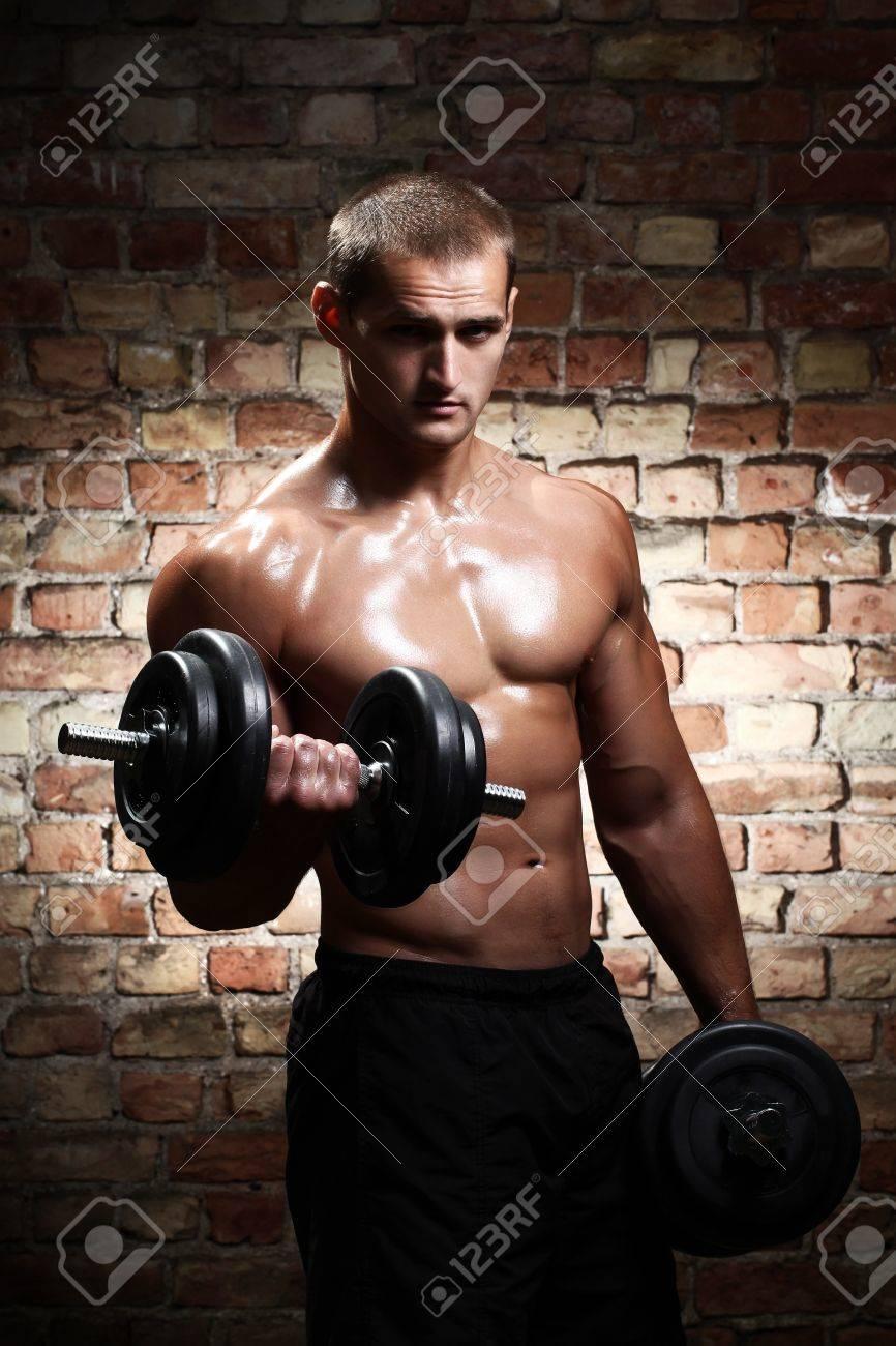 Фото молодых парней мускулистых 3 фотография