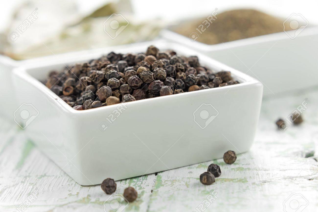 Black pepper Stock Photo - 15860314
