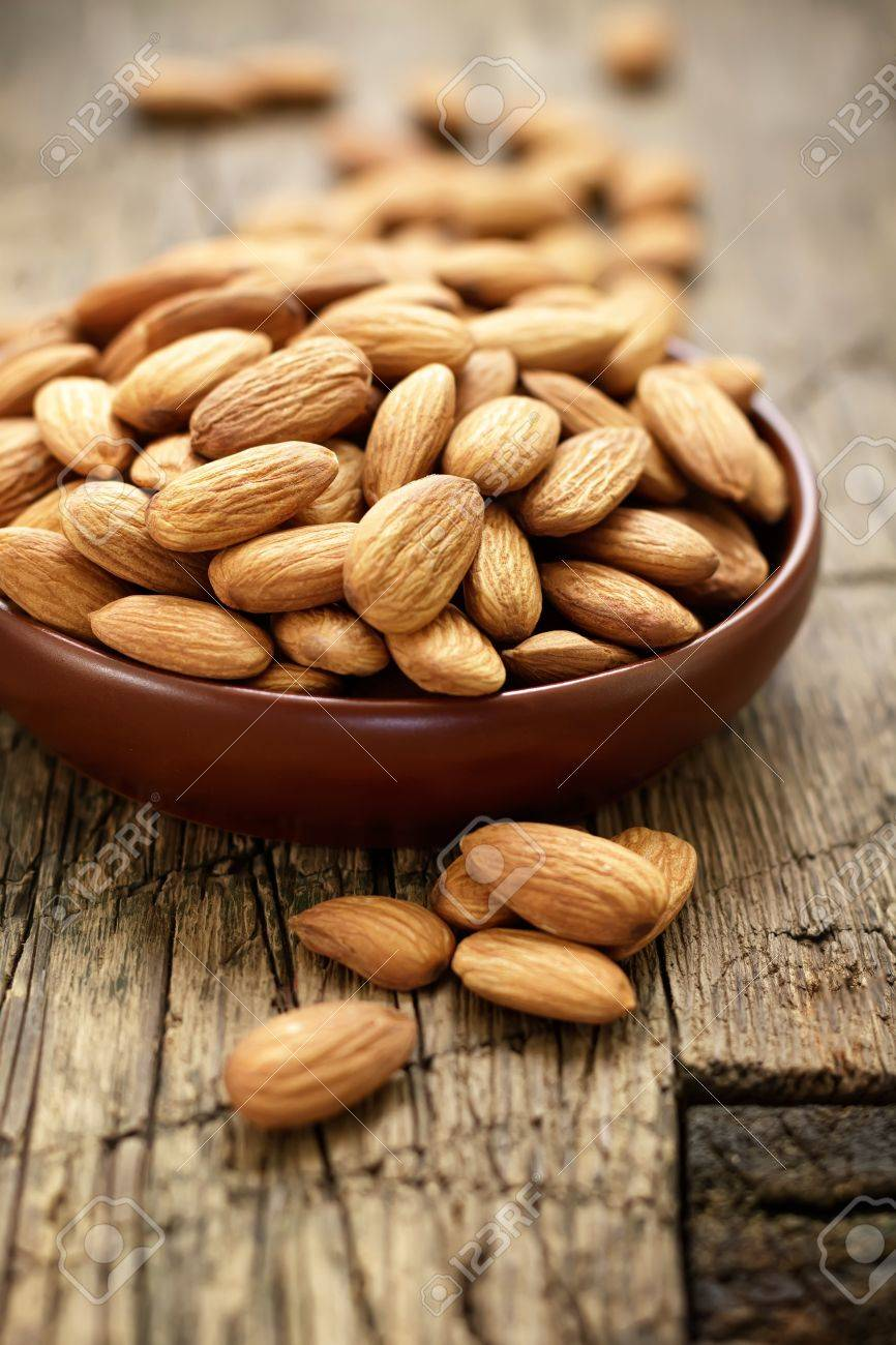 Almond Stock Photo - 19705705