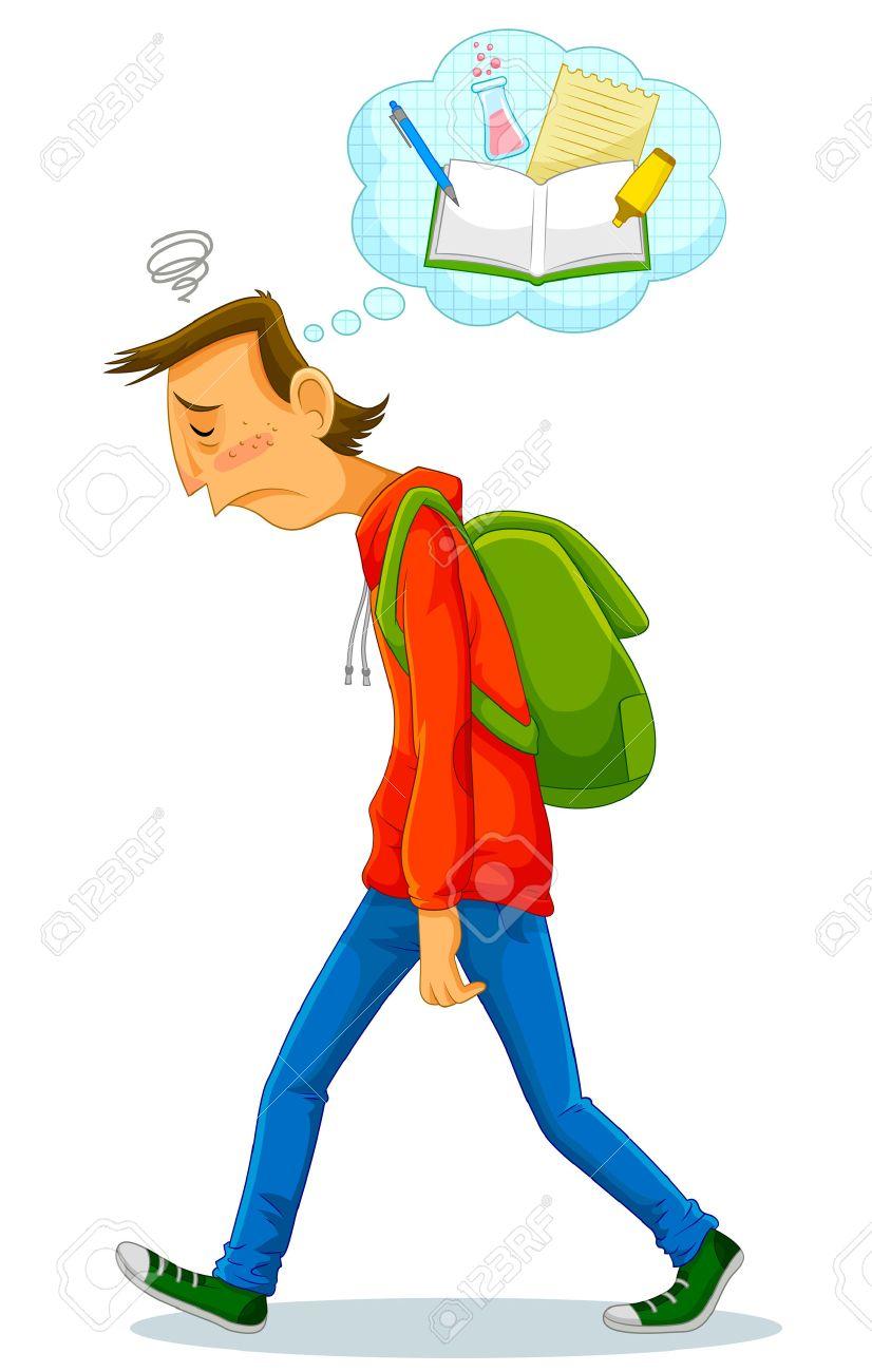 Resultado de imagen para caminar student vector