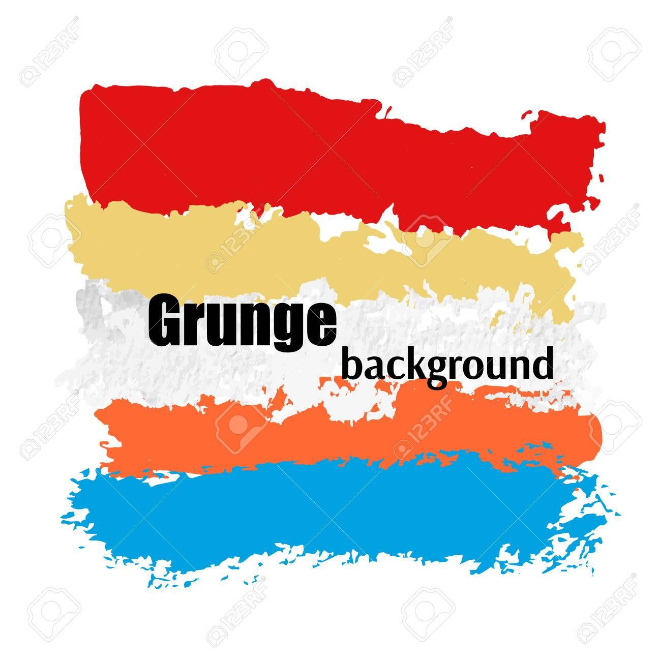 grunge vector banner splach abstract art background royalty free rh 123rf com vector grunge texture background grunge background vector template