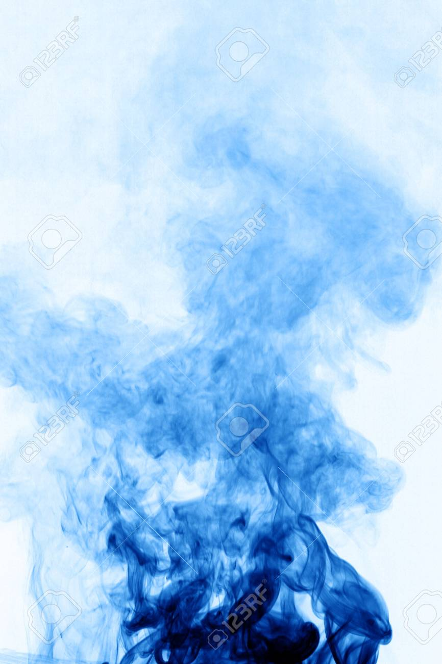 fume colored smoke abstract background Stock Photo - 4995381