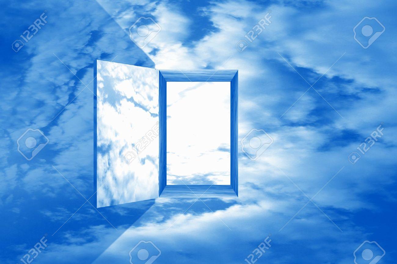 god heaven dream door passage Stock Photo - 8516710 & God Heaven Dream Door Passage Stock Photo Picture And Royalty Free ...