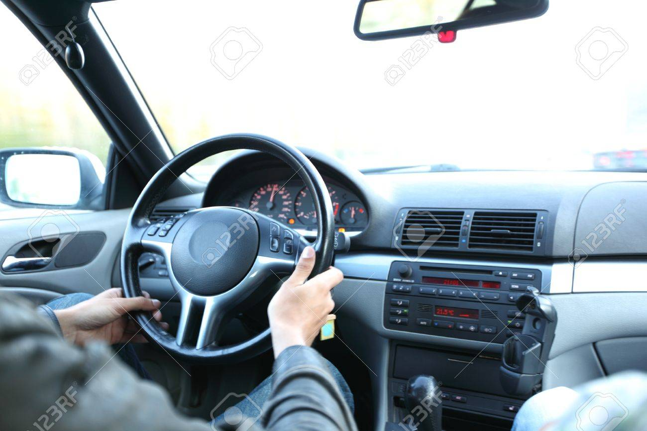 speed car drive transportation background Stock Photo - 9173576