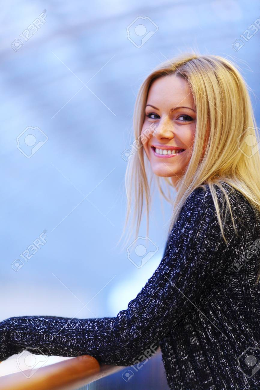 woman in shop center Stock Photo - 9906775