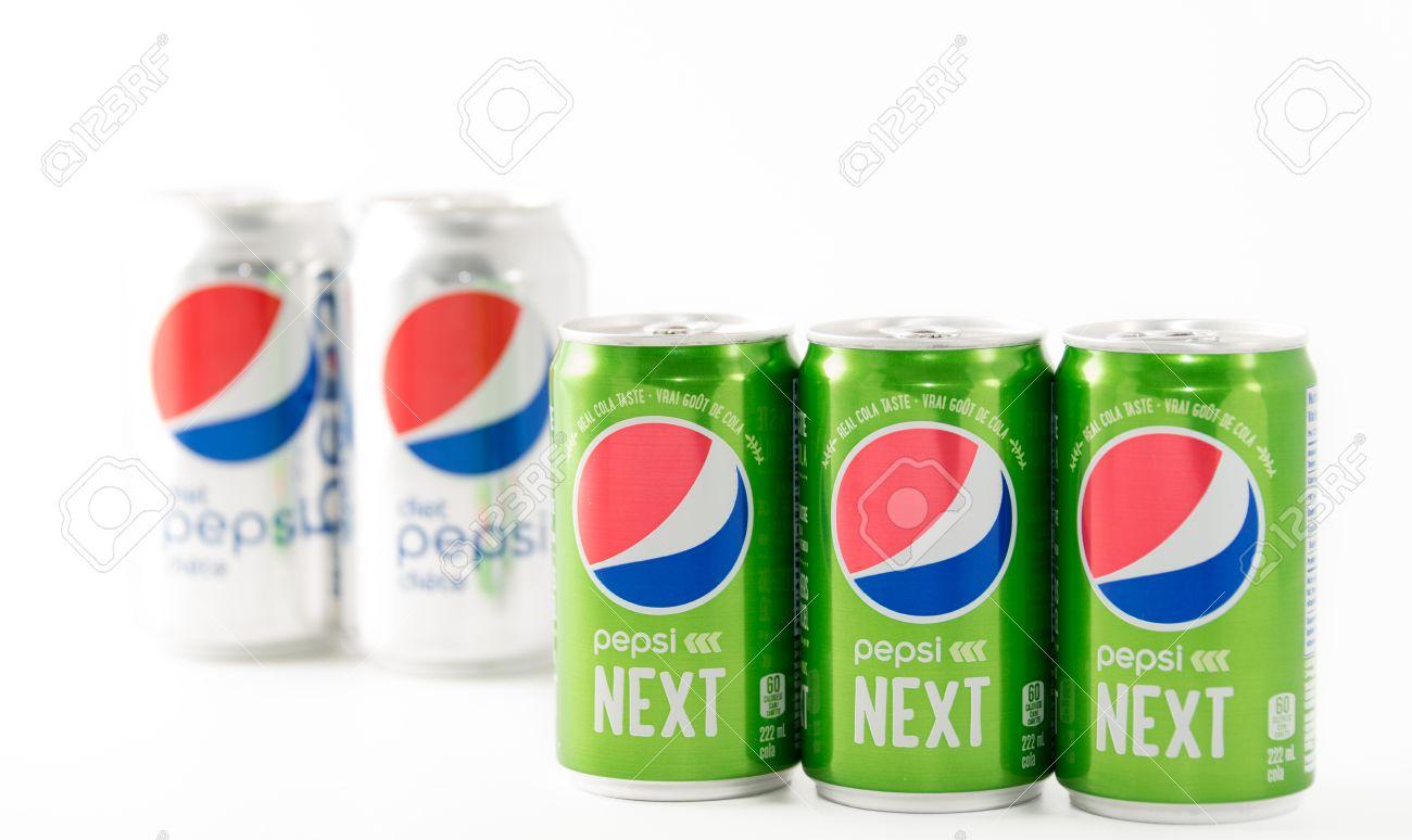 Pepsi Cola Zählt Zu Den Großen Marken Der Kohlensäurehaltige ...