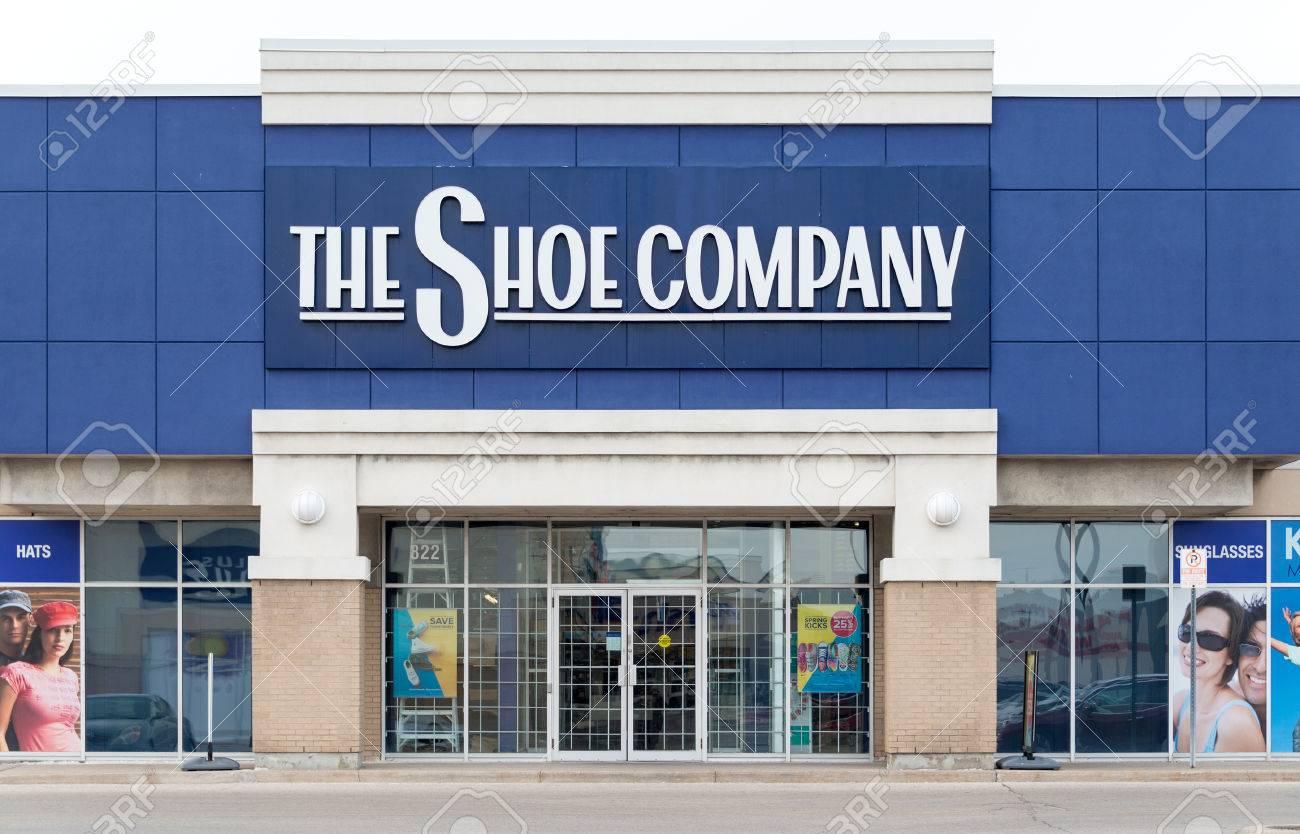 official photos 46ef0 01a48 The Shoe Company Store, la società scarpa è una scarpa e l'abbigliamento  negozio canadese, proveniente dalla Greater Toronto Area. Essi operano ...