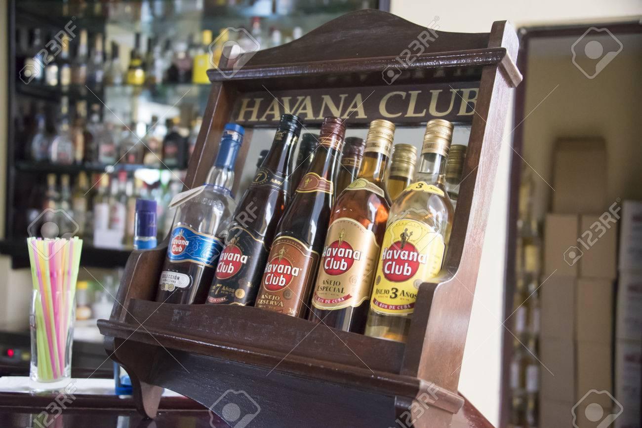 Havana club sorten