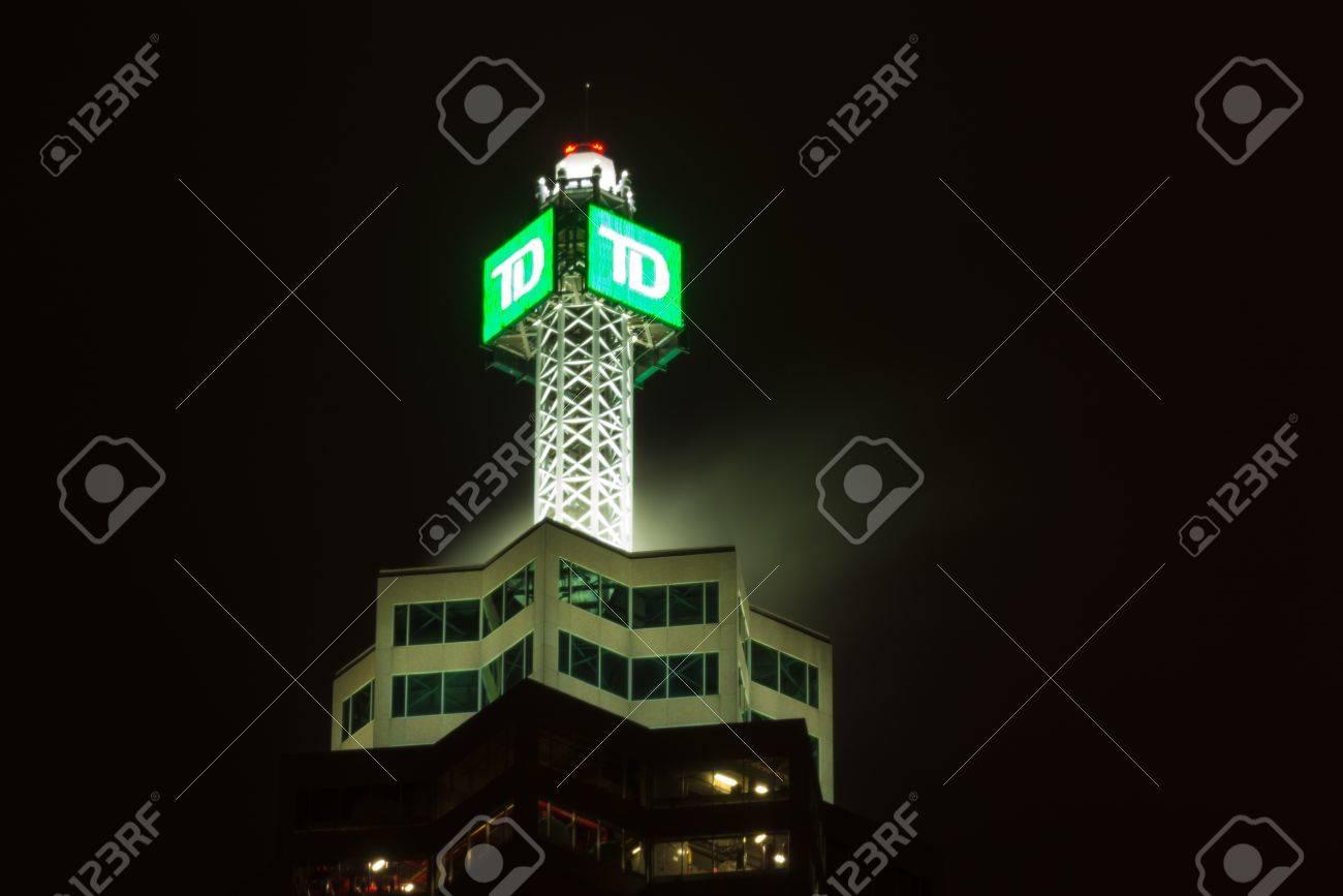 トロント ドミニオンや TD 銀行...