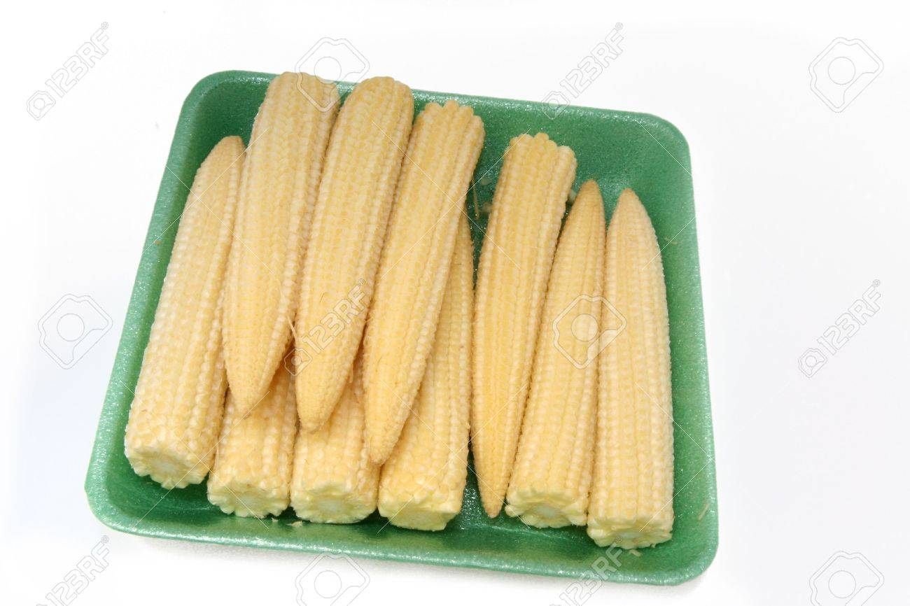 baby corn 1 Stock Photo - 5524943