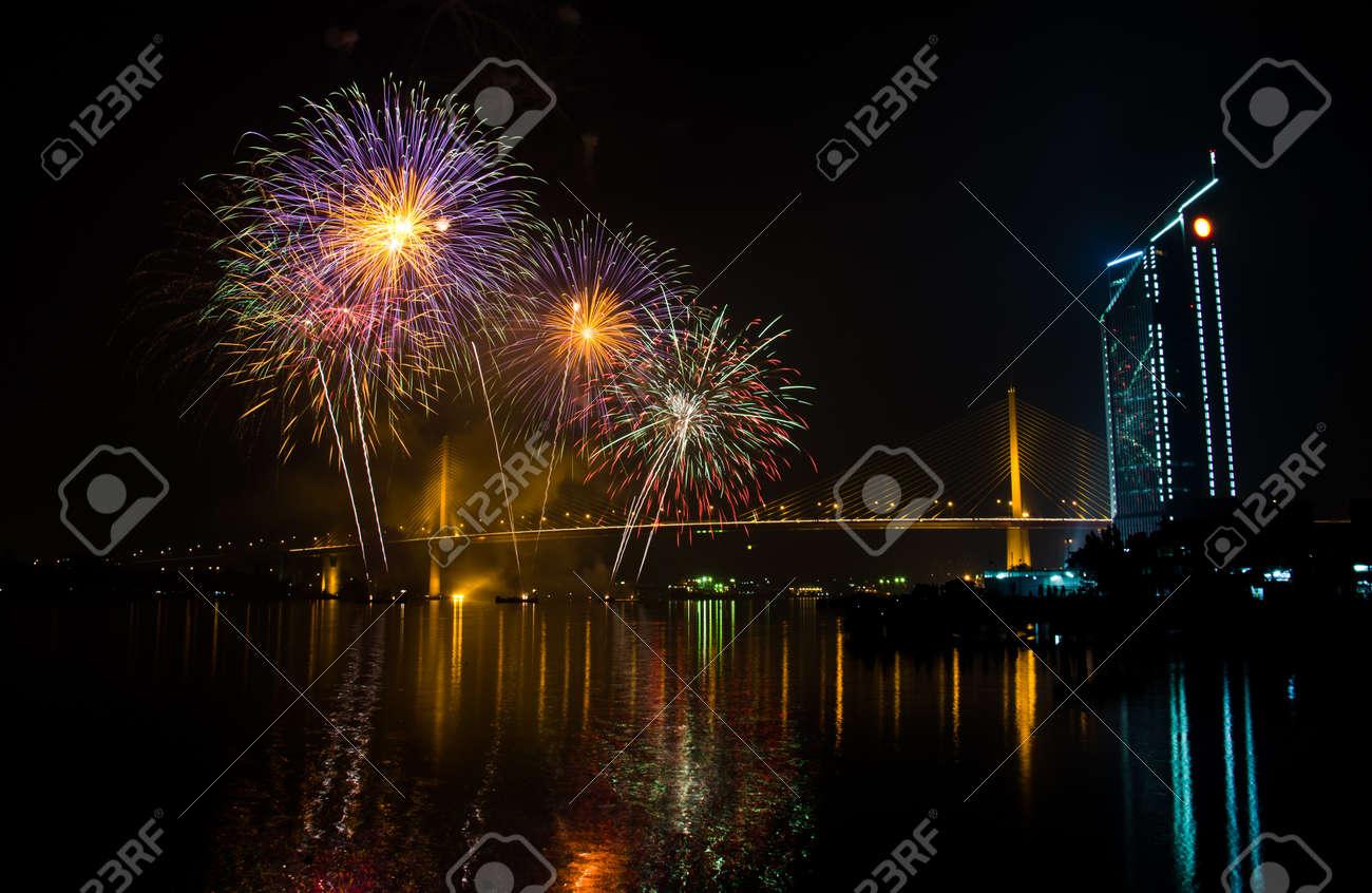 fireworks Stock Photo - 9114949
