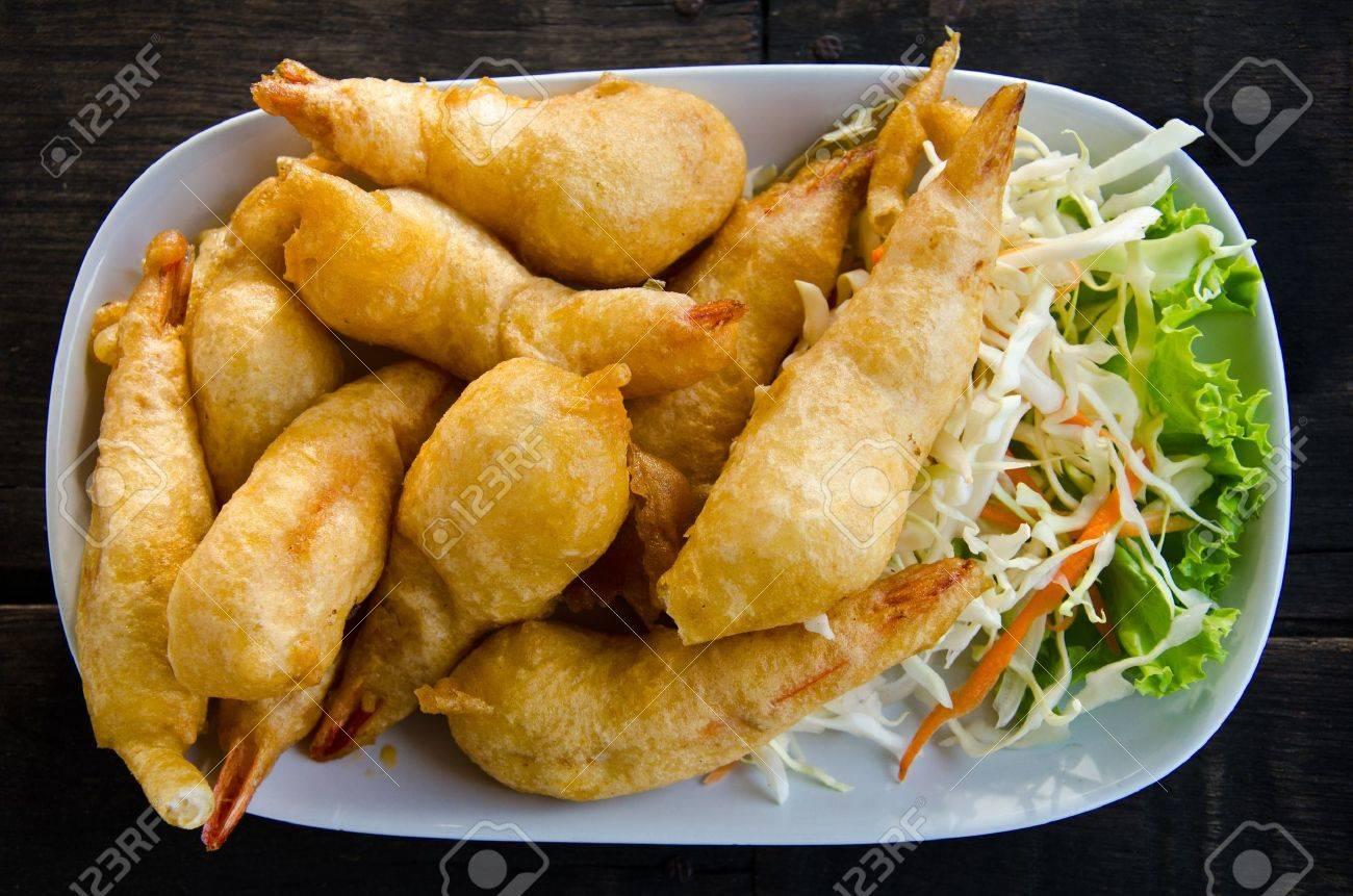 Fried prawn - 9643573