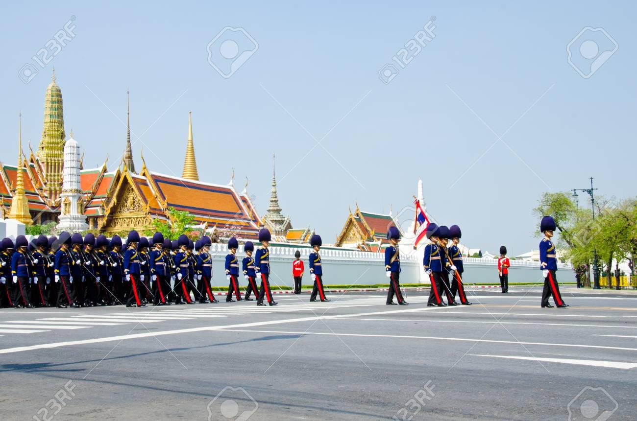 BANGKOK - APRIL 9: Royal cremation of Her Royal Highness Princess Bejaratana Rajasuda at Sanam Luang on April 9, 2012 in Bangkok, Thailand. Stock Photo - 13097042