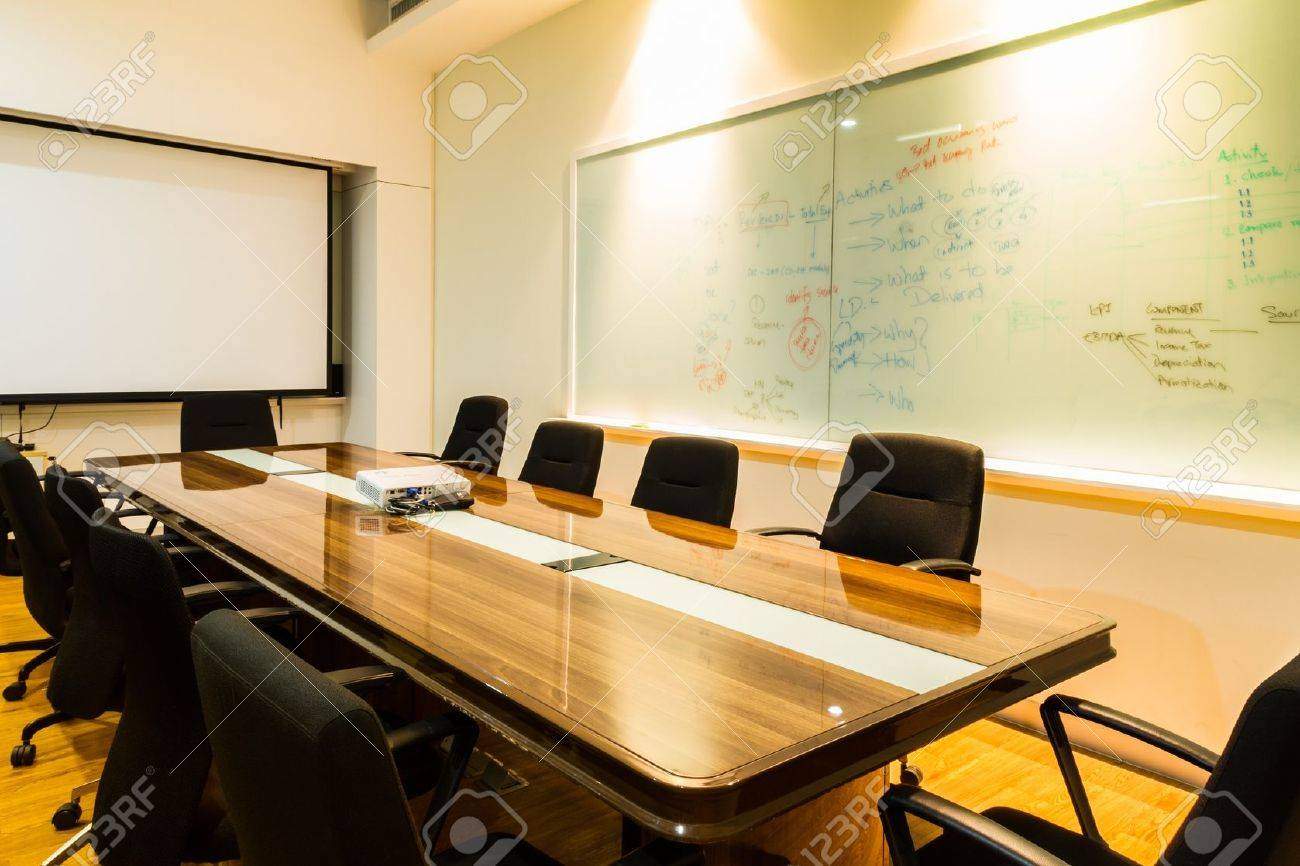 office conference room. Business Office, Meeting Room, Conference Class Room Stock Photo - 19431515 Office