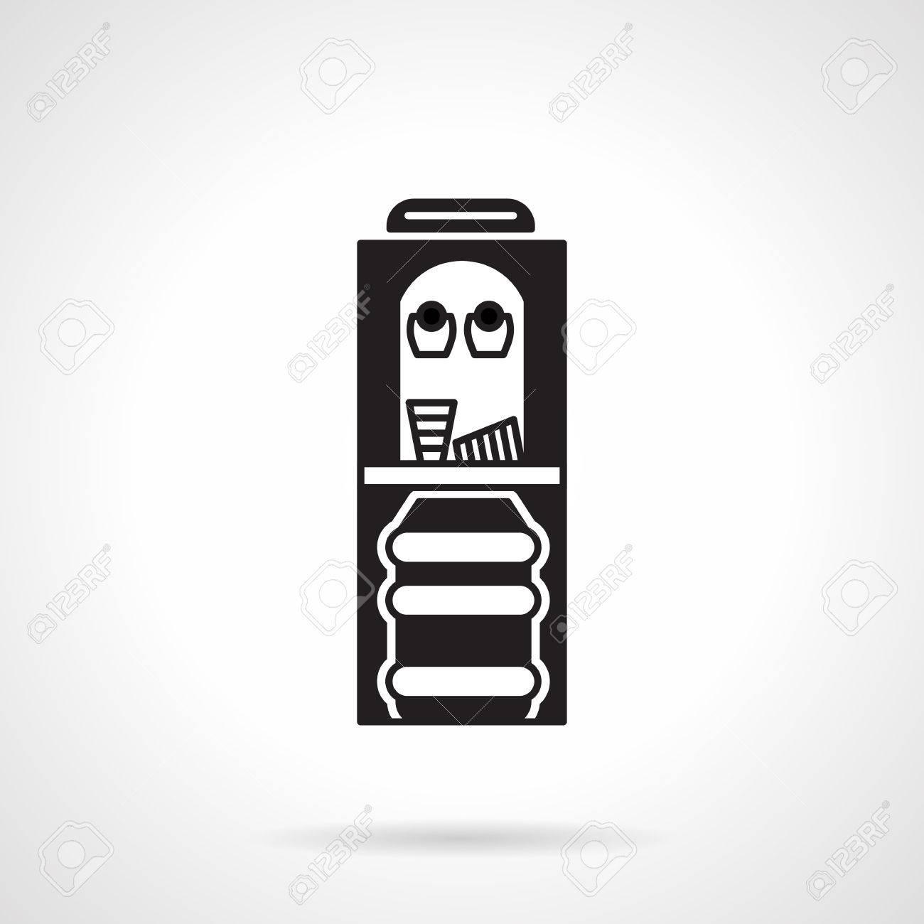 Ungewöhnlich Kühlschema Symbole Bilder - Die Besten Elektrischen ...