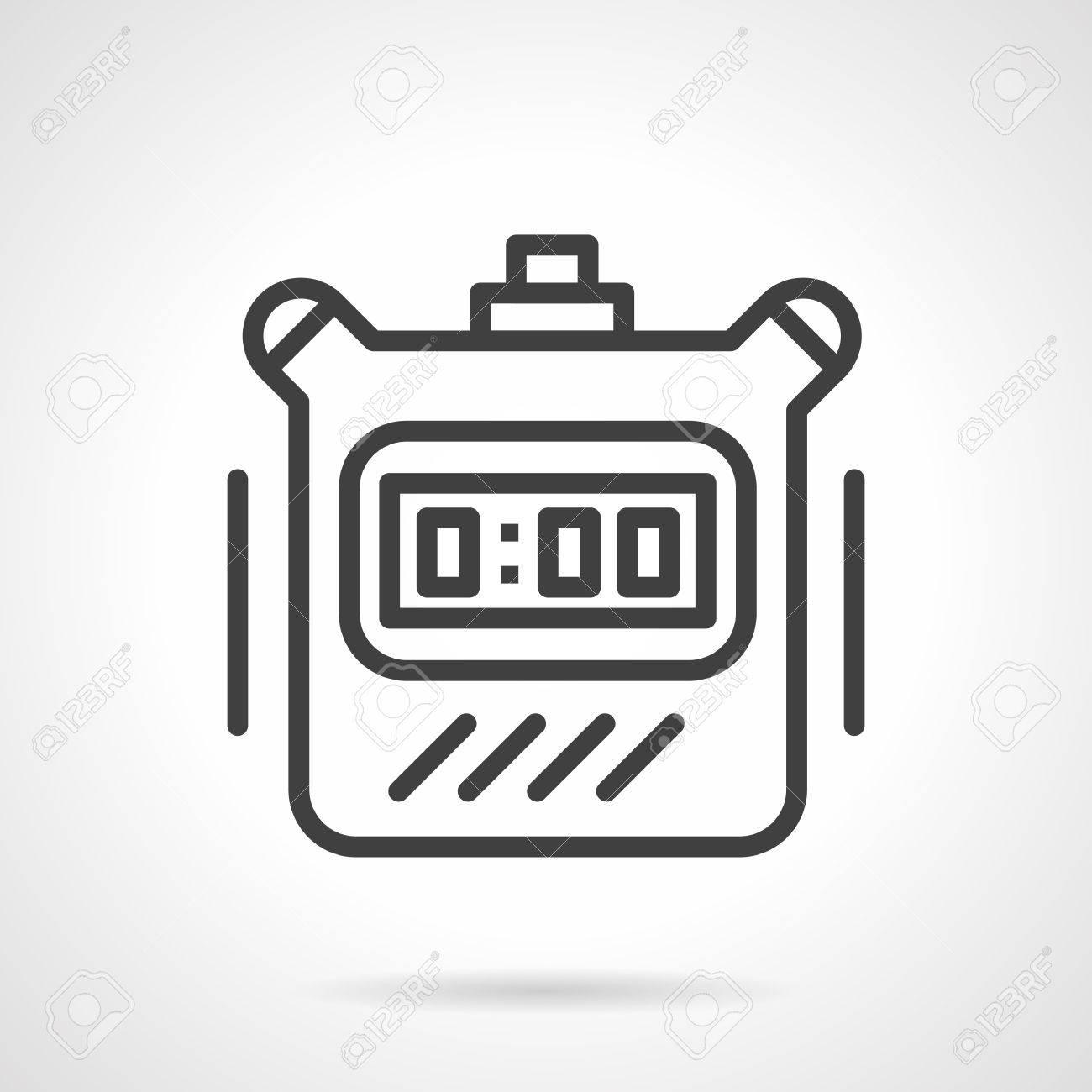 Gemütlich Timer Elektrisches Symbol Fotos - Elektrische Schaltplan ...