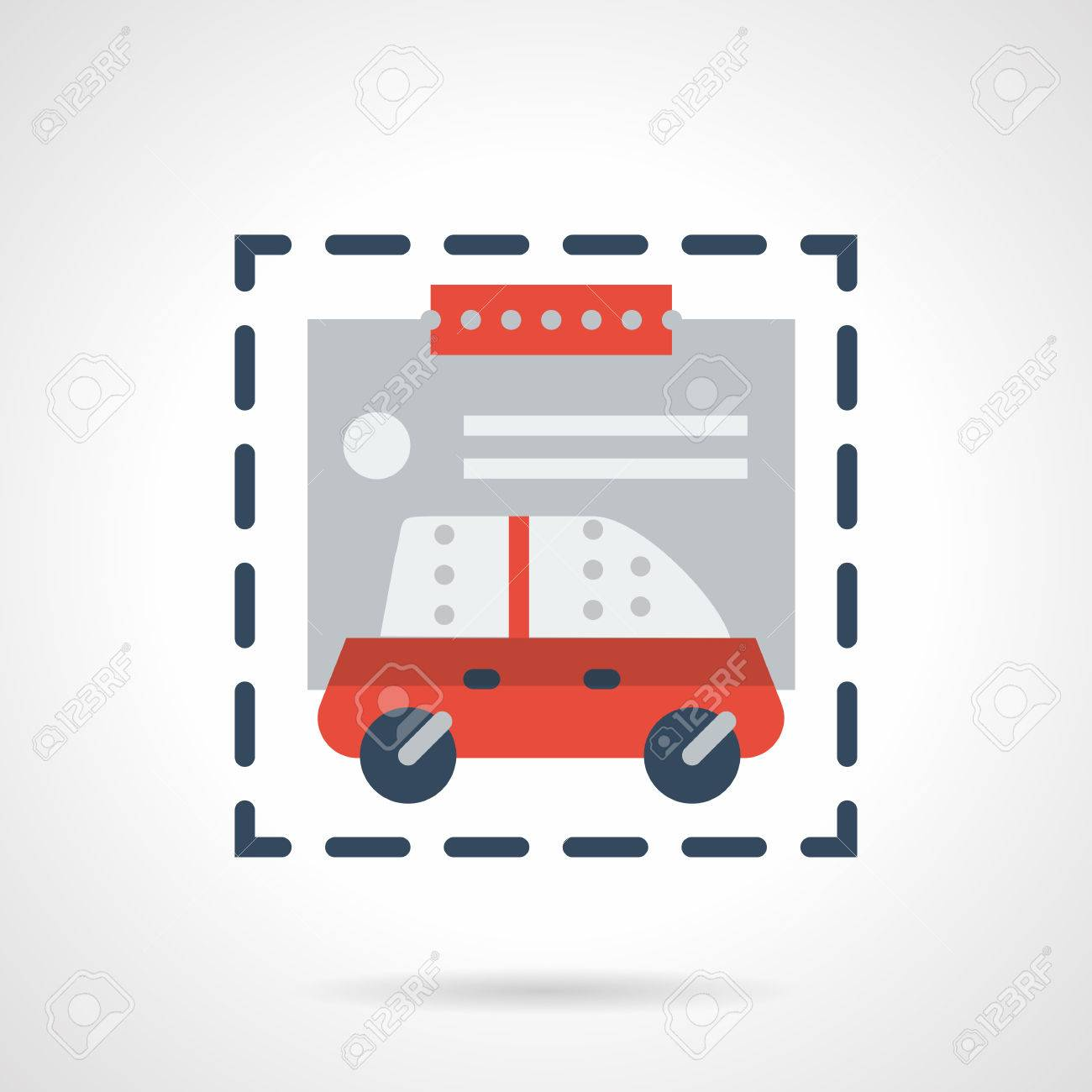 Documents Form For Purchasing Automobile. Motor Show Services ...