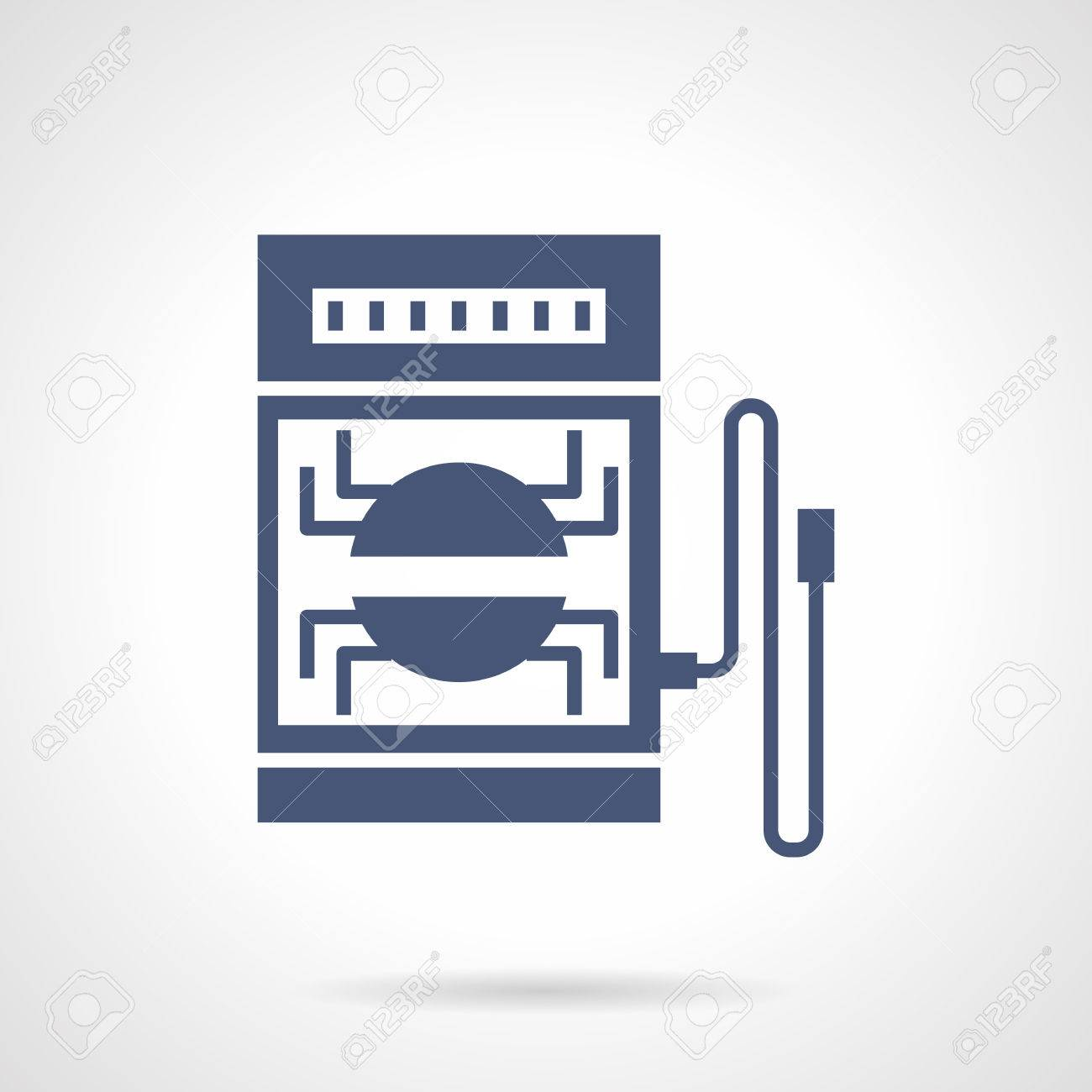 Kombinierte Elektrische Messgerät. Elektrisches Multimeter Zur ...