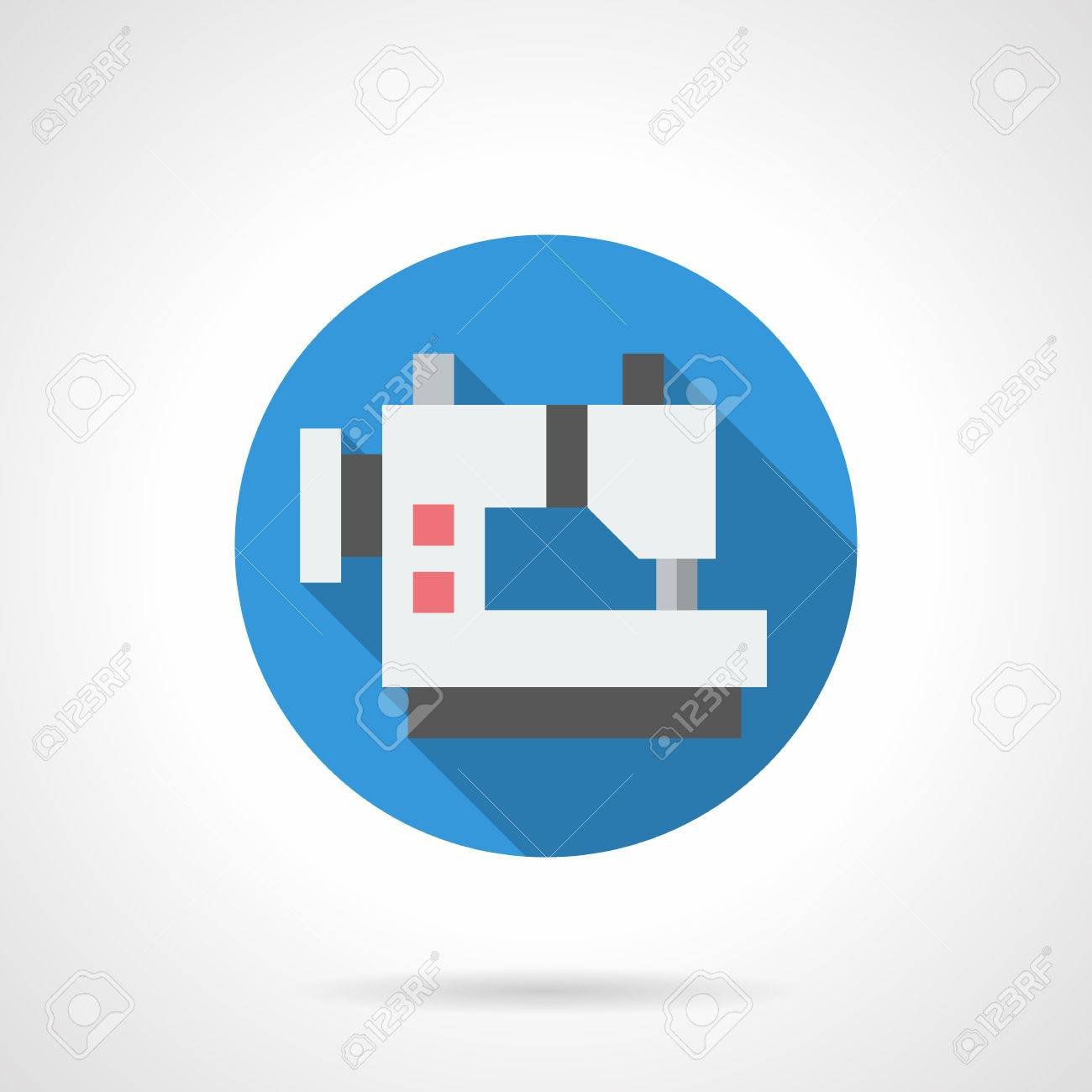Sewing machine symbol electrical equipment for tailoring atelier sewing machine symbol electrical equipment for tailoring atelier commercial manufacturing and services repair buycottarizona Choice Image