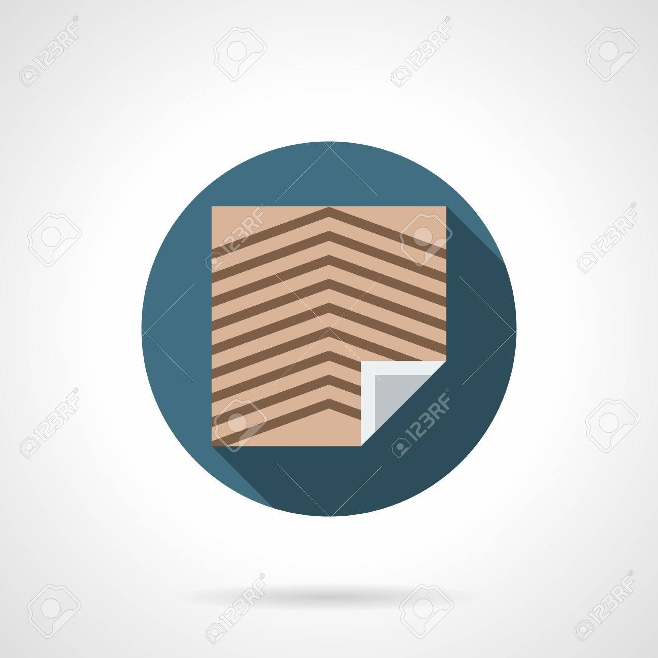 Brown Linoleumbahn Mit Schrager Streifen Fur Buro Und Sonstige