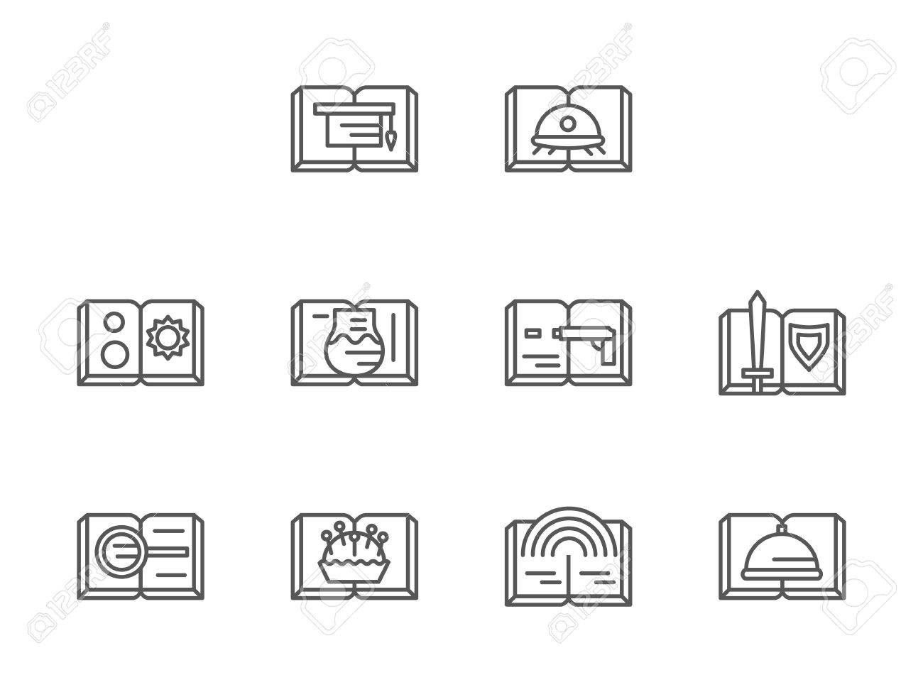 Different genres of book stories symbols for library book different genres of book stories symbols for library book stored tale collections buycottarizona