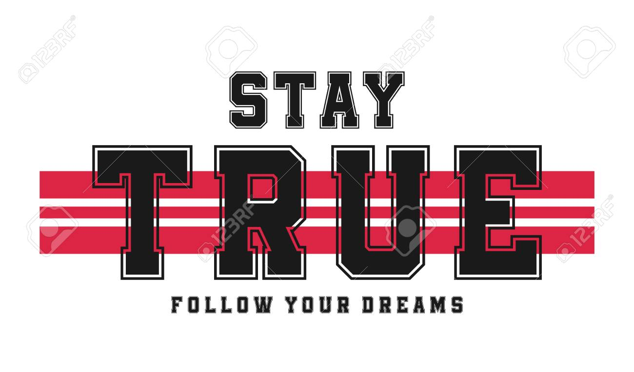 Slogan graphic for t-shirt print. T-shirt design with slogan. New York, modern typography for tee print with stripes and grunge texture. Varsity style. Vector - 111676182