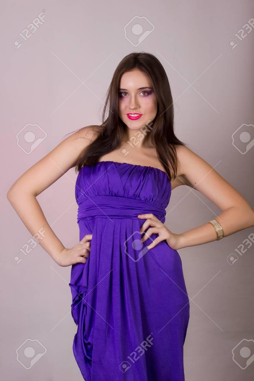 Atractivo Vestido De Cóctel De Color Rosa Modelo - Ideas de Vestidos ...