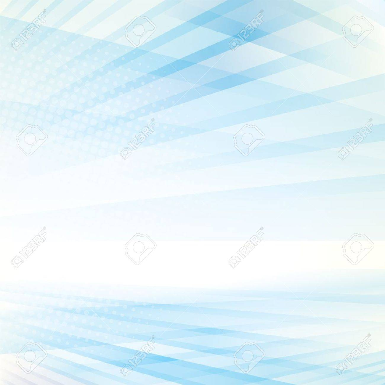 Abstract smooth light blue perspective background. Stock Vector - 18987082