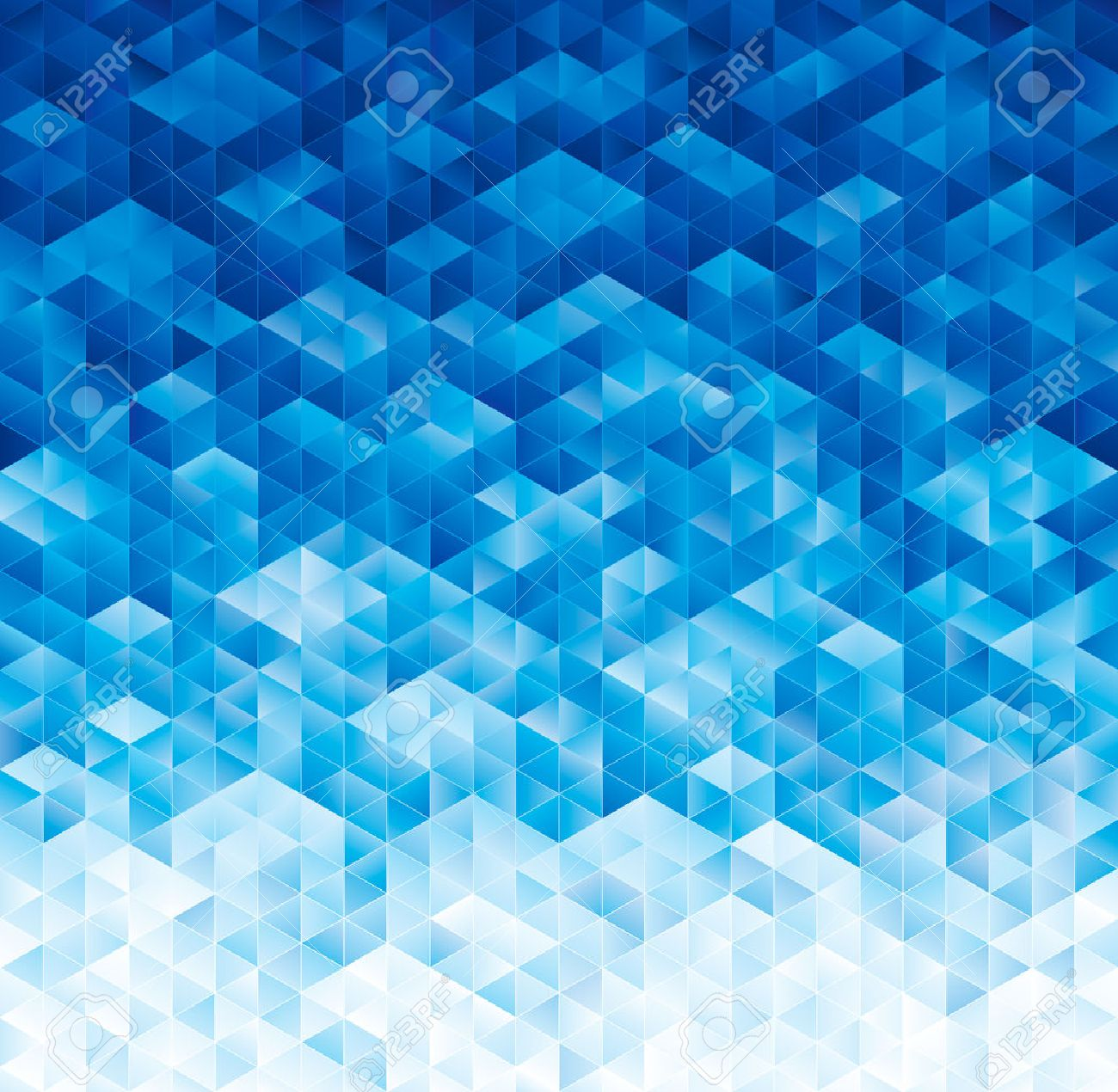 abstract geometric blue texture background stock vector 42655714