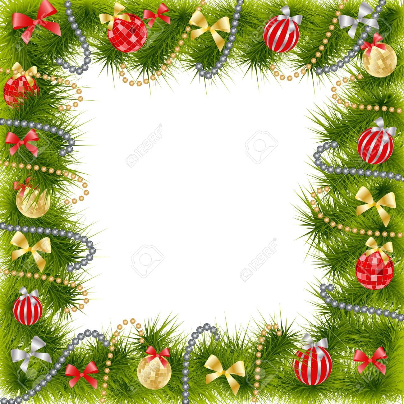 Christmas Tree decoration Stock Vector - 11368170