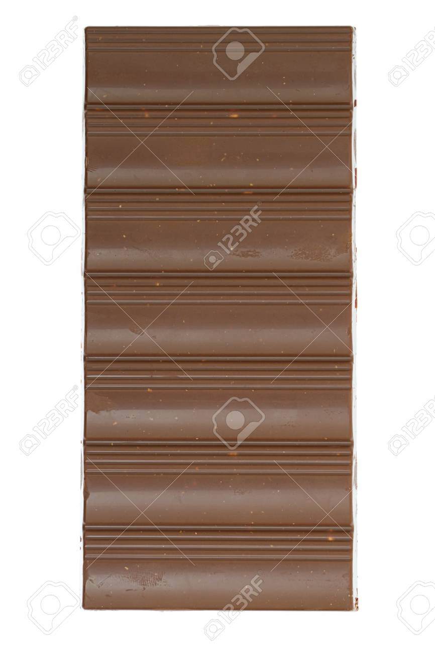 The tasty chocolate isolated on white background Stock Photo - 13113150
