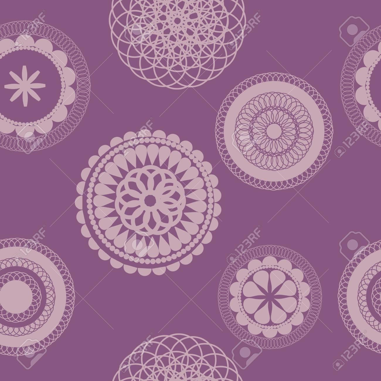 flower pattern background seamless Stock Vector - 15116896