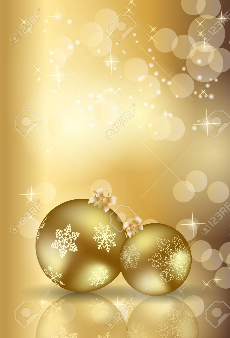 abstract beauty christmas and new year background stock vector 15163783