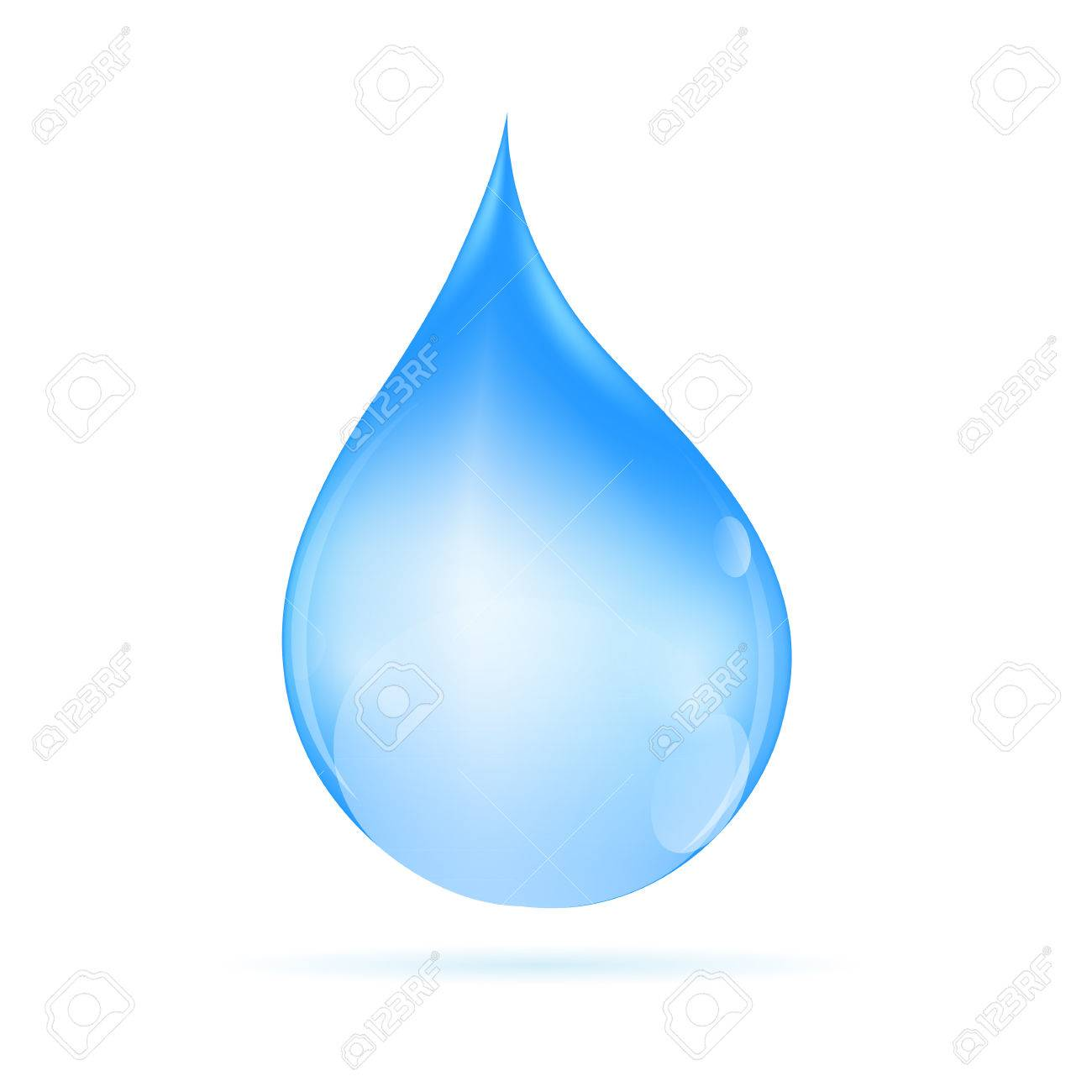 water drop vector illustration royalty free cliparts vectors and rh 123rf com water drop vector free water drops vector images