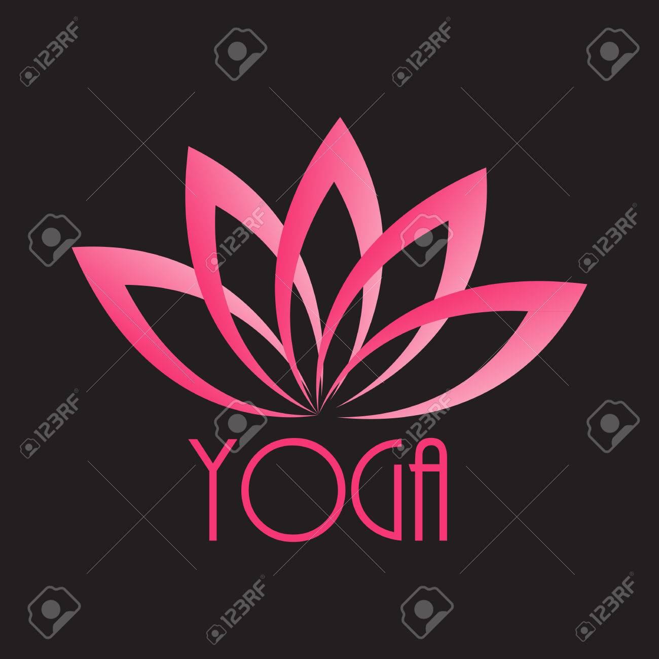 Lotus flower sign for wellness spa and yoga royalty free cliparts lotus flower sign for wellness spa and yoga stock vector 42650842 izmirmasajfo
