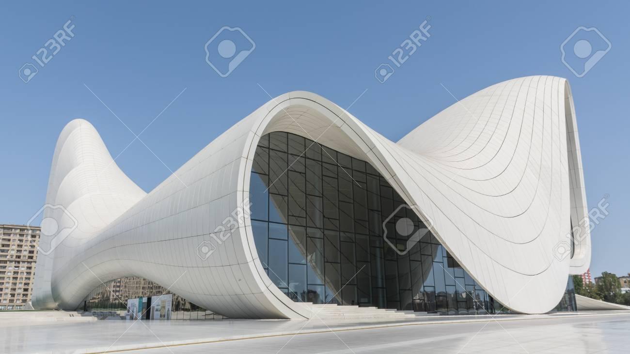 Heydar Aliyev Cultural Center - 108277690