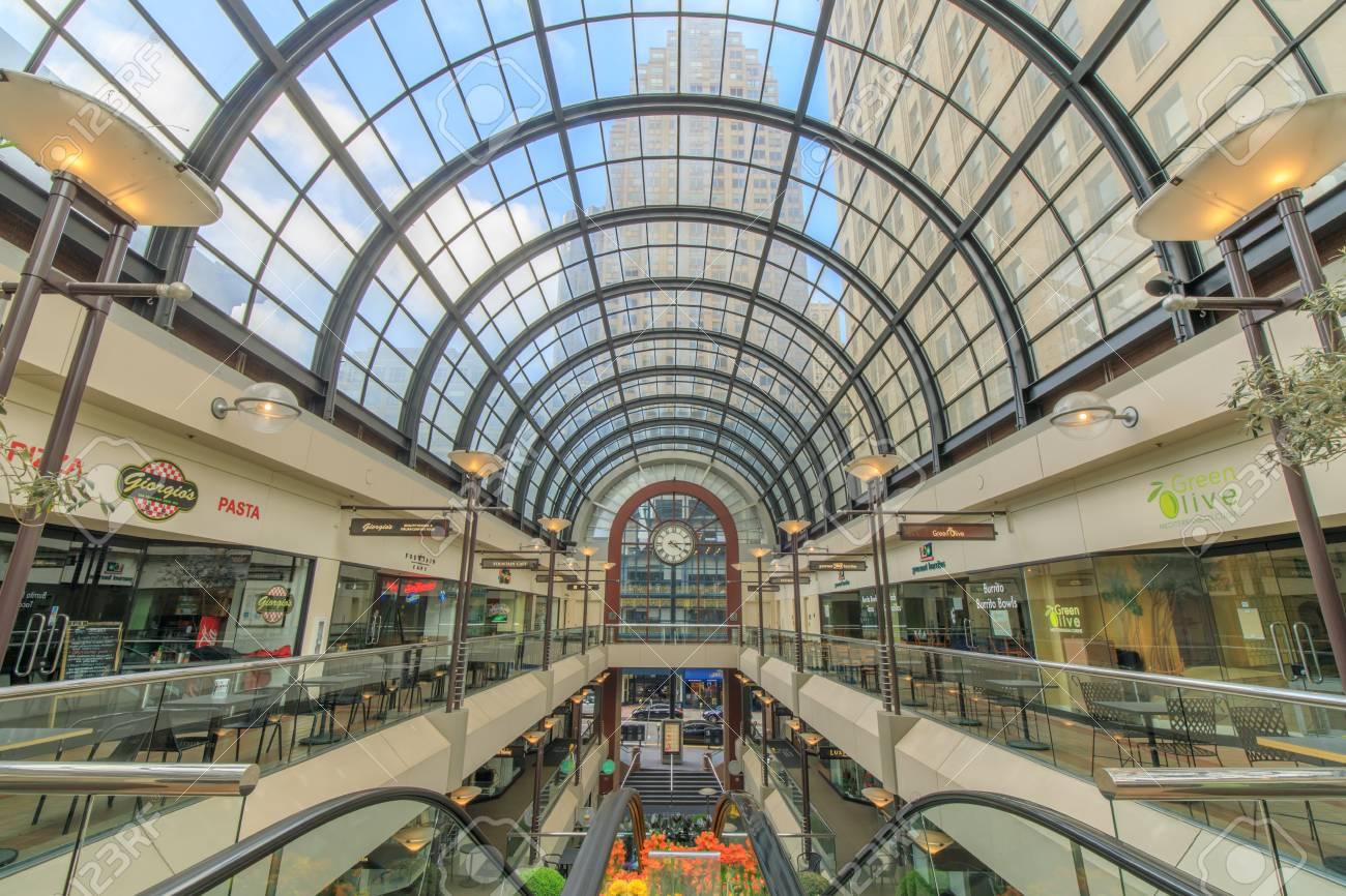 Shopping center em san francisco california