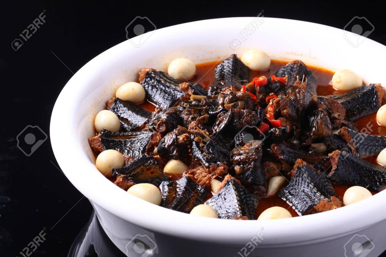 Cuisine Asiatique Chinois Nourriture Délicieuse Banque D\'Images Et ...