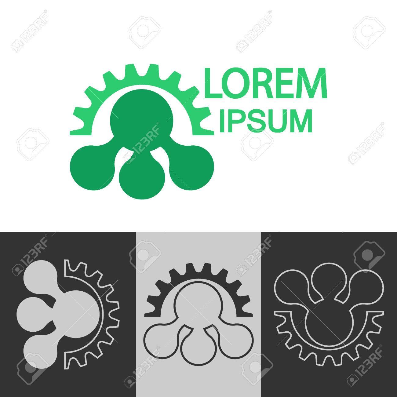 Molécula De La Biotecnología Resumen Plantilla De Diseño Del ...
