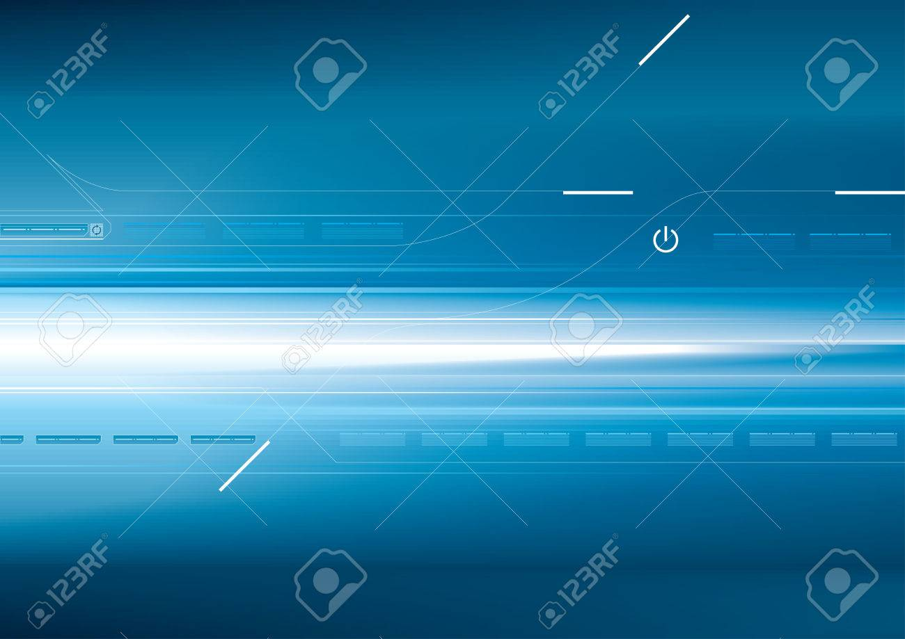 Abstract vector speedy background. Stock Vector - 3843088