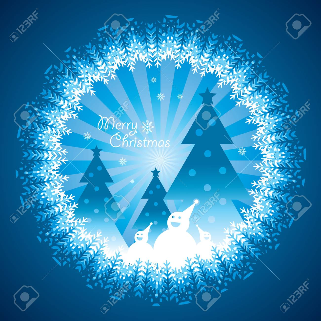 Merry Christmas! Stock Vector - 3843072